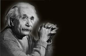 Einstein title photo