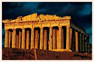Parthenon-Greece