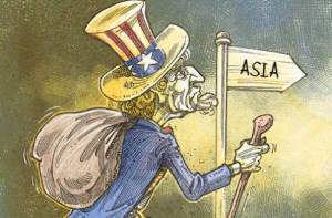 Uncle Sam in China